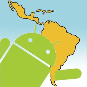 Android conquista América Latina