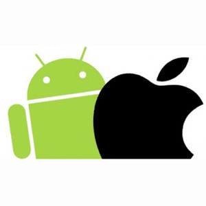 Apple vs. Android, en cifras