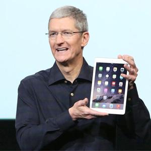 Los iPads pierden fuelle en 2014
