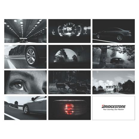 La nueva campaña de Bridgestone, se centra de lleno en la seguridad
