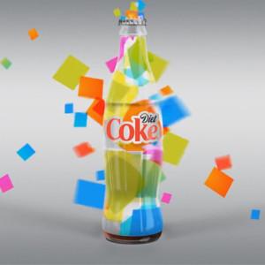Coca-Cola Light lanza una edición de 2 millones de botellas diferentes