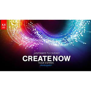 Adobe inicia el CreateNow Tour España 2014 que visitará 4 ciudades durante el mes de octubre