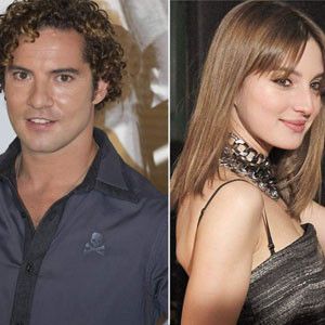 María Valverde y David Bisbal, nuevas