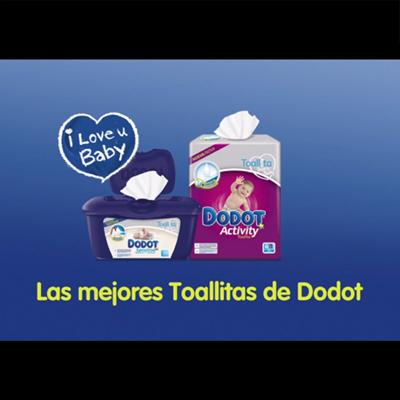 Tapsa|Y&R presenta la nueva campaña digital para la gama Premium de Toallitas Dodot