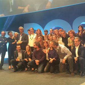 Coca-Cola, McCann y Carat se coronan como los grandes triunfadores en #Eficacia2014