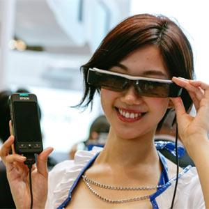 gafas inteligentes de Epson
