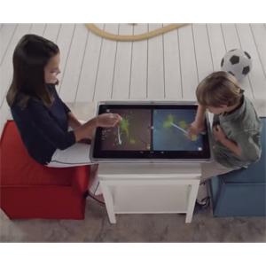 """¿Televisión, tableta, móvil? Nace el mercado de las pantallas """"familiares"""""""
