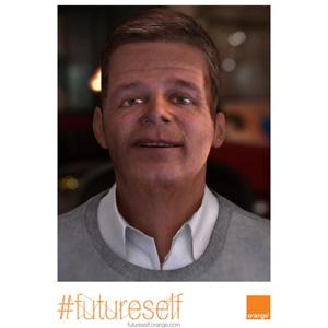"""¿Quiere chatear con su """"yo"""" del futuro? Esta campaña de Orange lo hace posible"""