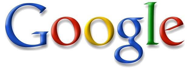 nombre y logo google