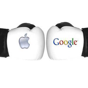 Google podría  superar el billón de dólares en 2020 imponiéndose a Apple