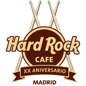 hard rock cafe 20 aniversario