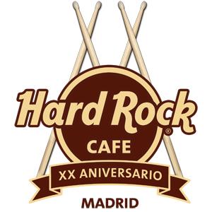 Hard Rock Cafe cumple 20 años en Madrid