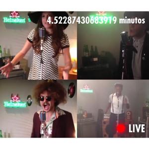 Gran éxito de Tweet Cover Fest, el primer festival de tuits cantados de Heineken