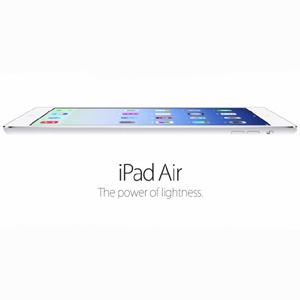 De esta increíble forma se publicita el iPad Air 2