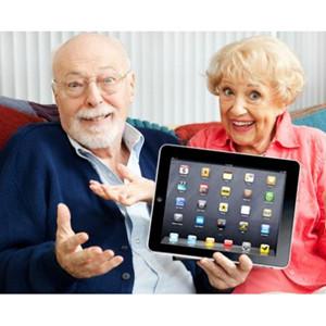 Tecnología para mayores, un mercado sin explotar