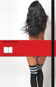 Moleskine nos anima a dar un respiro a nuestros dedos y dejar el móvil en su nueva campaña