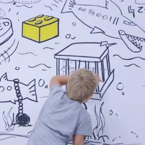Grey Paris saca la creatividad sin límites de estos niños para LEGO