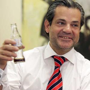 Marcos de Quinto se convierte en el nuevo director global de marketing de Coca-Cola