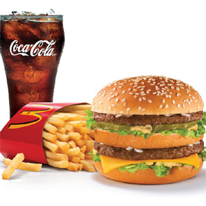 El hambre por las hamburguesas de McDonald's sigue menguando peligrosamente