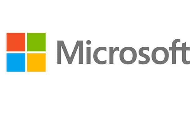 logotipo y nombre microsoft