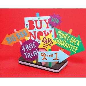 La publicidad digital, más eficaz cuando se consume desde un smartphone