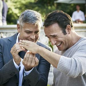 George Clooney y Jean Dujardin protagonizan la nueva campaña de Nespresso