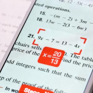 PhotoMath, el quebradero de cabeza de cualquier profesor de matemáticas