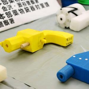pistolas en 3d