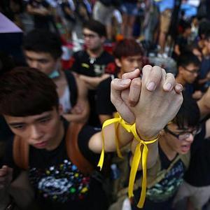 """El auge """"accidental"""" de la aplicación de mensajería FireChat gracias a las protestas en Hong Kong"""