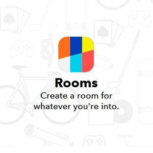Rooms, la nueva aplicación de Facebook que emula a los foros