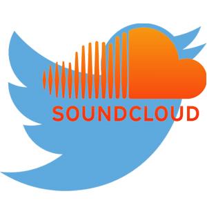 Twitter se alía con SoundCloud y lanza su servicio de reproducción de música vía streaming