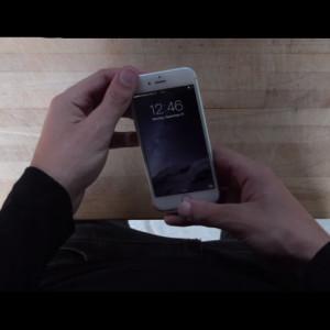 tutorial iphone 6