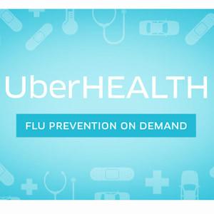 UberHealth se lanza regalando la vacuna de la gripe