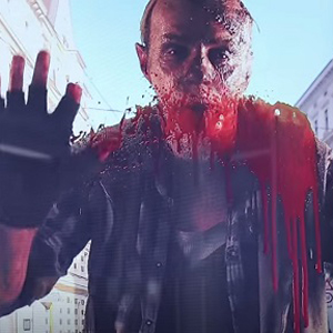 """Esta campaña aterroriza a los viandantes con zombies digitales de """"The Walking Dead"""" que parecen casi reales"""