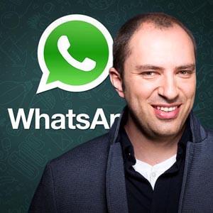 El CEO de WhatsApp se arrepiente en público por haber acosado a una exnovia hace 18 años