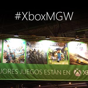 #XboxMGW arrasa en la feria más importante de videojuegos