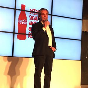 Marcos de Quinto dice adiós al sector antes de emprender su nuevo camino en marketing global de Coca-Cola