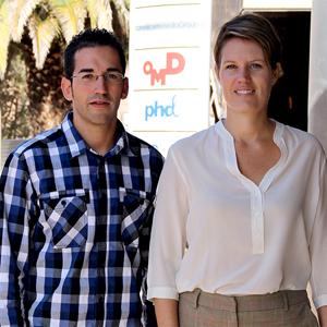 Accuen_Melisa y Adolfo