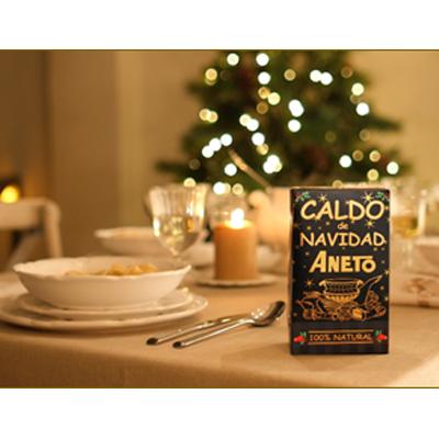 Esta Navidad, Aneto cocina la receta más especial