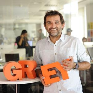 Grey España nombra a Enric Nel-lo su nuevo director general creativo