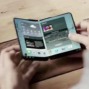 Samsung lanzará en 2015 su smartphone plegable