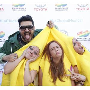 Toyota España convirtió Madrid en #LaCiudadMusical
