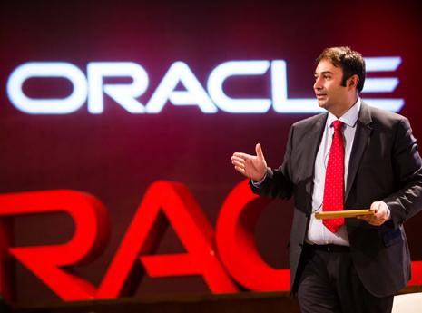 Paolo Maraziti, EMEA Applications Director Customer Experience Solutions, Oracle