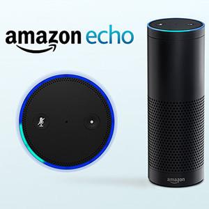 Amazon presenta Echo, un sabiondo y