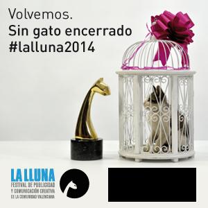La agencia valenciana Publips, la gran vencedora del Festival #LaLluna2014
