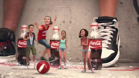 impresiones de coca cola en 3D, Marketing en 3D, una experiencia muy personalizada