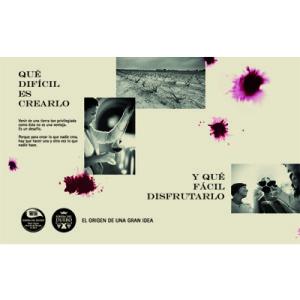 Nueva campaña del Consejo regulador de la d.o. Ribera del Duero creada por la agencia Remo