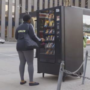 Si creía que lo había visto todo en cuanto a máquinas expendedoras, está equivocado