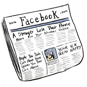 Los 25 sitios más populares en Facebook durante el mes de octubre