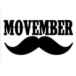 Movember convierte a los hombres con bigote en auténticos